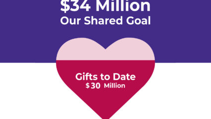 Together, We Care $30 million