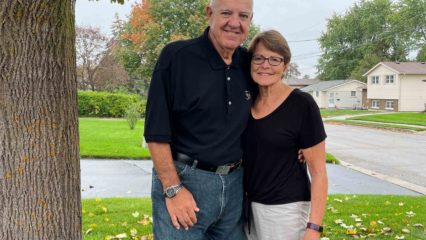 Ron and Wendy Asselstine
